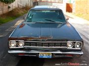 Plymouth Satellite, Sport Wagon ,Roadrunner Vagoneta 1968