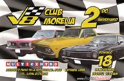 2do Aniversario V8 Club Morelia
