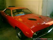 Plymouth CUDA 440 6 PACK Coupe 1972