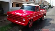 Ford 2 Pickp 1 Mustang Pickup 1972