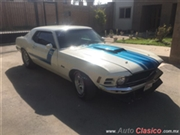 Ford Mustang Hardtop 1970