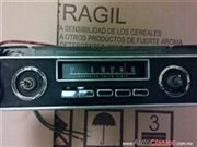 RADIO AM CHRYSLER SOLID STATE