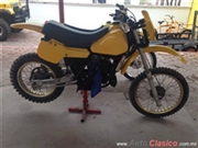 Yamaha yz250j Cross 1982