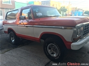 Ford bronco Convertible 1979