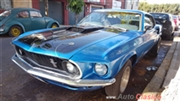 1969 Ford Mustang Sportroof Lindo Fastback
