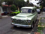 Chevrolet Apache panel Camión 1957