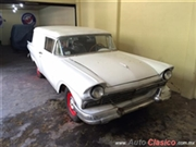 1957 Ford Courier Sedan Delivery Vagoneta