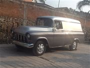 vendo camioneta chevrolet tipo panel 1956.- 2.90 mts