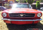 Ford MUSTANG 1965 IMPECABLE ORIGINAL PLACAS D Coupe 1965