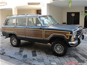 Jeep GRAND WAGONNER Vagoneta 1986