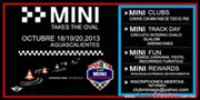 Mini Takes The Oval - Aguascalientes