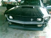 Ford MUSTANG Mach One Fastback 1969