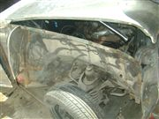 RESTAURACION MERCEDES BENZ 190-1959
