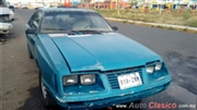 Ford MUSTANG BURBUJA Coupe 1984