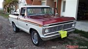 1973 Ford Pick Up F100 Pickup