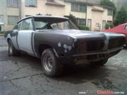 Plymouth barracuda Fastback 1969