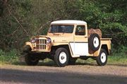 parrilla jeep willys pick up 1951 1960
