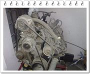 Motor 8 cil, Flathtead 1951, completo