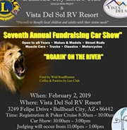 Roarin' On The River - Seventh Annual Fundraising Car Show