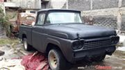 Ford pick up Pickup 1958