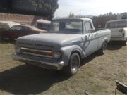 Ford F-100 UNIBODY  PARTES Pickup 1962