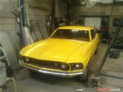 Ford Mustang Coupe 1969