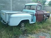 Chevrolet APACHE, Big Window Pickup 1958
