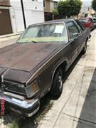 1984 Ford Grand Marquis Coupe