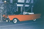 1957 Ford FAIRLINE 500 CONVERTIBLE SUNLINER Convertible