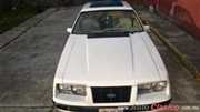 1984 Ford CUSTANG CON  PLACAS DE AUTO ANTIGUO Coupe
