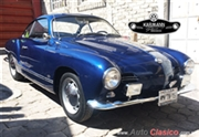 Volkswagen KARMANN GHIA LOW LIGHT Coupe 1957