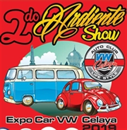 2do Ardiente Show Expo Car VW Celaya 2019