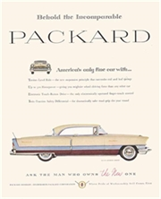 Packard Varios 1956<br/>El incomparable Packard