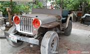 1946 Jeep CJ2A Convertible