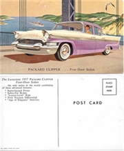 Packard Clipper 1957<br/>Packard Clipper