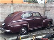 Ford Antiguo Sedan 1946