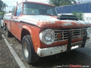 1967 Dodge 200 CAJA LARGA Pickup
