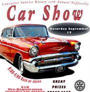 Lancaster Sunrise Rotary Neffsville 17th Annual Car Show