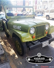 1970 Willys jeep Convertible