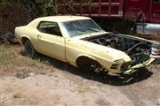 Ford MUSTANG mach 1 73  hard top partes Hardtop 1971