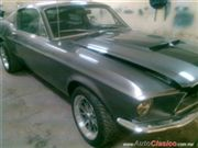 Ford MUSTANG Clon SHELBY 350 Fastback 1967
