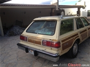 1981 Chrysler LeBaron wagon Town & Country Vagoneta
