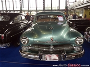 1950 Mercury Sedan en Salón Retromobile FMAAC México 2016