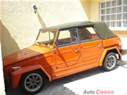Volkswagen Safari Convertible 1974