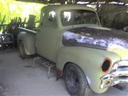Restauración Chevy Pick Up 3100 1954