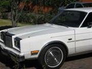 vendo chrysler lebaron