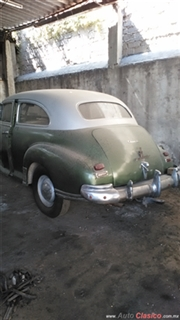 1948 Chevrolet Coupe Coupe