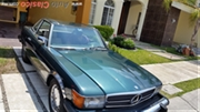 Mercedes Benz 450 SL Convertible 1975