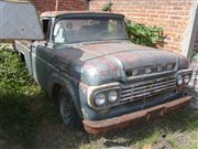 Se vende ford f-100 1958 pick up para restaurar