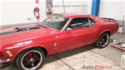 Ford mustang fastback Fastback 1970